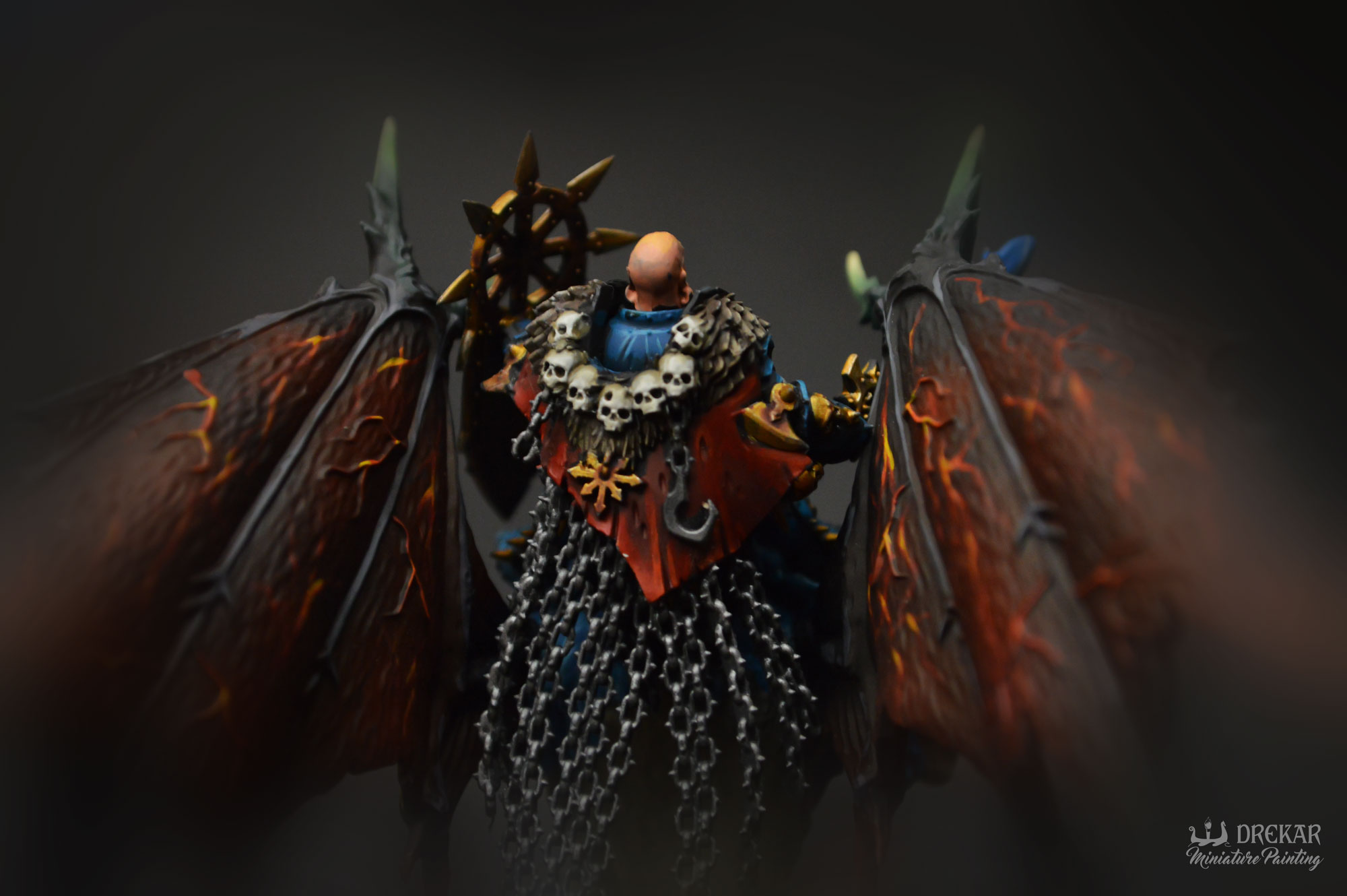 Manticore-lord-tzeentch-details